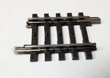 """Marklin voie """"K"""" rail droit  Longueur 35,1 mm Ref : 2208"""