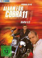 """ALARM FÜR COBRA 11 """"STAFFEL 3.2"""" 2 DVD NEU"""