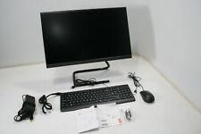 Lenovo F0EW IdeaCentre AIO 3 All In One 24 Inch Computer Windows 10 Black