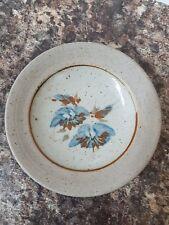 Pretty Scottish Studio Pottery Stoneware Trinket Dish Signed Penny Cousins