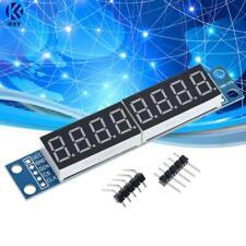 MAX7219 8-Digit 7 Segment Digital Tube Display Control Module Microcontroller