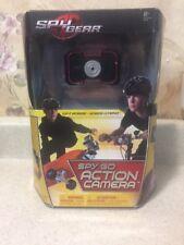 NIB Spy Gear Spy Go Action Camera