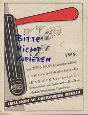 BERLIN, Werbung 1938, Zeiss Ikon A.G. Zeiss Ikon Lastwagen-Winker Auto Kfz LKW