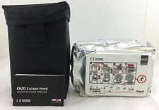 Ultra Compact Avon Eh20 Nbc Cbrn Approved Escape Hoodgas Mask 2 Packltlt