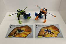 "LEGO Technic / Bionicle #8537 - ""NUI – RAMA"" with Instructions - 100% COMPLETE"