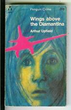 WINGS ABOVE THE DIAMANTINA by Upfield, British Penguin #C2301 crime vintage pb