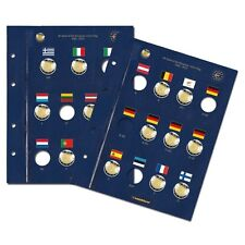 2-Euro Coin Albums - Additional Pages - 30 Years of the EU Flag 2015