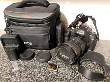 Canon EOS 5D Mark II Camera Body + 24-105mm f/4L IS Lens - 11,519 SHUTTER COUNT