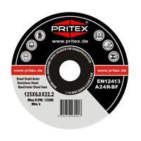 10 Stück Format 80270230 Schruppscheiben 230 x 8 x 22,23 Metall A24P 230mm Z223