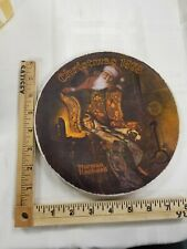 "Norman Rockwell Collector Plate: ""Christmas Dream"""