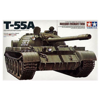 Tamiya 35257 Russian Medium Tank T-55A 1/35