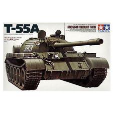 Tamiya 35257 Russian Medium Tank T-55A 1/35