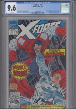 X-Force #10 CGC 9.6 1992 Marvel Deadpool  Comic with New Frame: Price Drop!