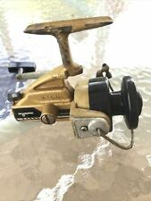 Olympic Spark 3120 vintage fishing spinning reel made in Korea 1970's