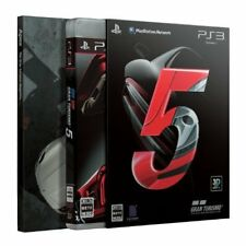 Used PS3 Gran Turismo 5 First Print Limited Edition Japan Import