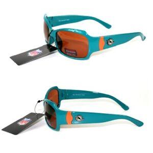 Miami Dolphins NFL Bombshell Sport Sunglasses