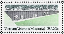 US 2109 @ (1984) 20c - MNH - Sheet of 40 - Vietnam War Memorial