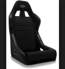 SAAS  BLACK MACH II Fixed Back Race Seat, Club Racing, Drift, Street