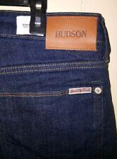 Hudson Jeans Byron Straight Leg Men's Sz 34×34 Blue NWT $198.00 NM255ZZDF