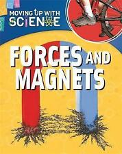 Forces and Magnets (Moving Up with Science)-ExLibrary