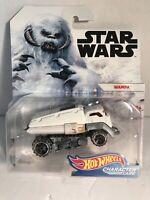 2019 Wampa Star Wars Hot Wheels Character Cars NOC 1:64