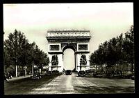 ⫸ 547 RPPC Postcard Vintage Photo Arc de Triomphe, Paris, France  – Not Posted
