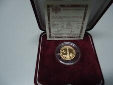 RUSSIA RUSSLAND 1996 - 50 Rubel in 999 Gold (1/4 Unze), PP - DMITRY DONSKOY