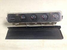 Jeep Wrangler YJ Center Instrument Cluster Gauge Fuel Temp Oil OEM 1992-1995