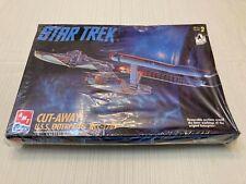 Amt Cut-Away Uss Enterprise Ncc-1701 Star Trek Model Kit - Never Opened