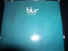 Blur (Damon Albarn) On Your Own CD Single