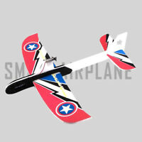 Super Capacitor Electric Hand Throwing Flying Glider Airplane Model Plane Toy