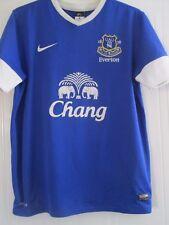 Everton 2012-2013 Home Football Shirt Size Large /41811