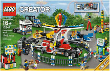LEGO 10244 Creator Expert Jahrmarkt-Fahrgeschäft neu! OVP!