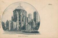 KOLN – Kirsch St. Gereon – Cologne – Germany – udb (pre 1908)