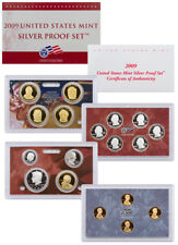 (1) 2009 United States Silver Proof Set in Original Box