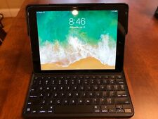 "Logitech Create Backlit Keyboard Case Smart Connector iPad Pro 9.7"" Black-USED"