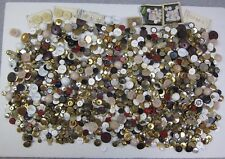 Huge lot of 5lbs + Vintage Sewing Buttons