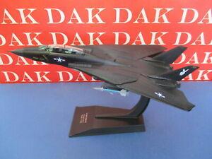 1/100 Die cast Modellino Aereo Aircraft Grumman F-14A Tomcat US Navy VX-4 Vandy1