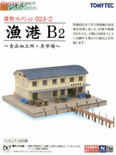 Tomytec N Scale 1/150 TOMYTEC The Building Collection 024-2 Fishing Harbor B2