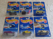 Hot Wheels Lot 6 Toys Cars '57 T-Bird Pearl Passion Neet Streeter Olds 442 W-30
