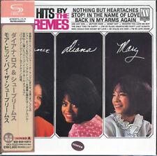 DIANA ROSS & THE SUPREMES-MORE HITS BY THE..-JAPAN MINI LP SHM-CD Ltd/Ed G00