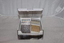 Excelon Stonetex 37 Salesman Samples Tiles 2x2 Crafts Home Unused