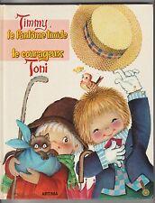 Timmy le fantôme timide + Le courageux Toni   Ferrandir