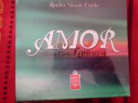 COMPILATION - AMOR MONTE CARLO LATINO 4. CD NUOVO SIGILLATO.