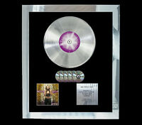 BRITNEY SPEARS OOPS I DID IT AGAIN  MULTI (GOLD) CD PLATINUM DISC FREE POSTAGE!!