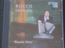 ROCCO GRANATA - BUONA SERA (1995) Nederlandstalig album