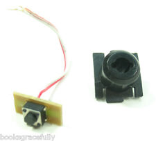 "Spy Gear ""TRAKR"" Video RC Vehicle REPAIR PART - Replacement Function Button +PCB"