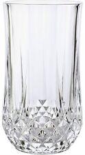 Cristal D'ARQUES LONGCHAMP 6 grands gobelets Hiball BNIB