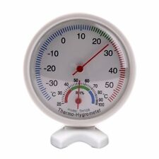 Analog Humidity Gauge Indoor-Thermo Hygrometer Gadget Temperature Meter -35~55°C
