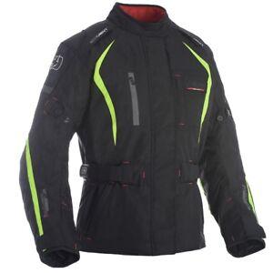 Oxford Dakota Women's Waterproof Textile Motorcycle Jacket Fluo All Sizes